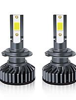 cheap -2Pcs Car Headlight H4 H7 LED Canbus H1 H3 H11 9005 HB3 9006 HB4  LED Bulb 36W 8000LM Auto Fog Light White Light