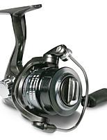 cheap -Fishing Reel Spinning Reel 6.0:1 Gear Ratio+4 Ball Bearings Sea Fishing / Bait Casting / Freshwater Fishing / Trolling & Boat Fishing / Hand Orientation Exchangable