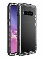 cheap -next series case for samsung galaxy s10 plus- retail packaging - black crystal