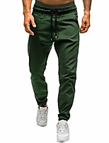 cheap -men pants daoroka men's casual long jogger dance slacks sportwear running trousers sweatpants with pocket daorokanduhp