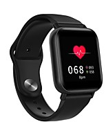 cheap -Q10 Unisex Smartwatch Bluetooth Heart Rate Monitor Blood Pressure Measurement Calories Burned Media Control Health Care Pedometer Call Reminder Activity Tracker Sleep Tracker Sedentary Reminder
