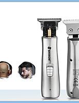 cheap -Oil Head Electric Hair Clippers USB Rechargeable Electric Hair Clippers Hair Salon Carving Electric Hair Clippers