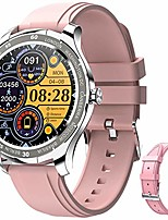 cheap -smart watch for android ios phones, fitness tracker smartwatch compatible iphone android samsung, waterproof smartwatch for men women, fitness tracker with heart rate monitor couple smart watches.