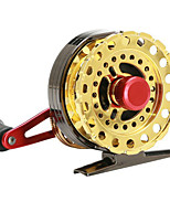 cheap -Fishing Reel Fly Reel 2.6:1 Gear Ratio+6 Ball Bearings Fly Fishing / Bass Fishing / Right-handed / Left-handed