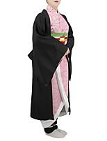 cheap -Inspired by Demon Slayer: Kimetsu no Yaiba Kamado Nezuko Anime Cosplay Costumes Japanese Cosplay Suits Costume For Women's