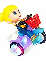 cheap -electric car toy lights and sound electric car tricycle model toy vehicles toys for toddlers baby kids children birthday