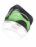 cheap -portable bluetooth tent light led rechargeable outdoor hanging camping equipment supplies portable hifi music light (color : green, size : no bluetooth)