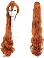 cheap -halloweencostumes yuehong long wig anime cosplay wig classic ponytail wig halloween costume