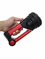 cheap -campfire portable rechargeable home emergency light with handle outdoor multi-function led camping light solar charging camping light (color : red, size : free size)