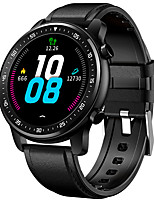 cheap -MT1 Unisex Smartwatch Bluetooth Heart Rate Monitor Blood Pressure Measurement Calories Burned Long Standby Health Care