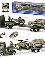 cheap -4-pieces set children alloy engineering car toy mini simulation car model toys vehicle playsets