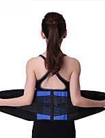 cheap -Sports Sweating Waist Belt Fitness Breathable Plus Size Belt Warm Support Blue And Black Color Waist Belt
