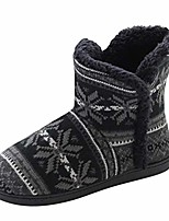 cheap -home boots soft warm men's slipper boot winter casual home shoes with memory foam sole
