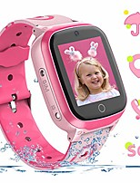 cheap -kids smart watch for boys girls two way call waterproof smartwatch phone sos alarm clock camera games watches birthday gifts for children