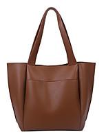 cheap -Women's Bags PU Leather Leather Crossbody Bag Zipper Handbags Daily Outdoor Black Brown Beige