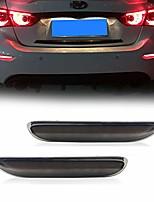 cheap -3d optic led rear bumper reflector brake tail lights w/sequential turn signal lamps, strobe brake lighting kit for infiniti q50 qx56 qx60 qx80 nissan pathfinder rogue, etc