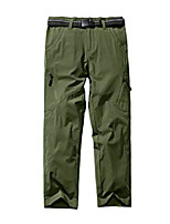 cheap -kids'cargo pants, youth boys' hiking pants, casual outdoor quick dry boy scout uniform trial pants trousers,army green,xs(6y)
