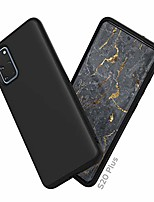 cheap -case compatible with samsung [galaxy s20+ (plus)] | solidsuit - shock absorbent slim design protective cover [3.5m / 11ft drop protection] - classic black