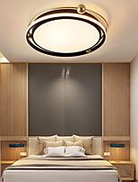 cheap -55cm LED Ceiling Light Round Modern Nordic Basic Planet Design Geometric Shapes Living Room Bedroom Office Flush Mount Lights Metal Classic Stylish Geometrical Painted Finishes 110-120V 220-240V