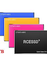 cheap -RCE SSD 1TB SSD HDD 2.5'' SSD SATAIII 1TB Internal Solid State Drive Laptop Desktop Hard Disc