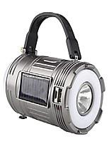 cheap -portable led camping lantern,ultra bright camping lantern with brightness adjustment, battery powered led lantern of 4 light modes, best for camping, hiking, fishing & hurricane emergency,grey