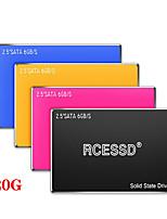 cheap -RCE SSD 120GB SSD HDD 2.5'' SSD SATAIII  120gb Internal Solid State Drive Laptop Desktop Hard Disc