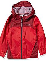 cheap -boys' little glennaker rain jacket, waterproof & breathable, mountain red/red jasper, small
