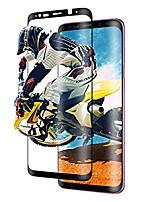 cheap -samsung galaxy s9 plus screen protector, arctic galaxy s9 plus tempered glass, s9 plus protective film [9h hardness] [case friendly] (hd)