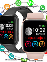 cheap -MD2 Smartwatch for Apple/Samsung/Android Phones, Sports Tracker Support Heart Rate/Blood Pressure Measure
