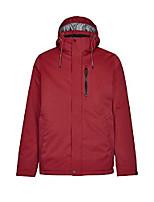 cheap -men winter jacket savio, color:burgund, size:xl
