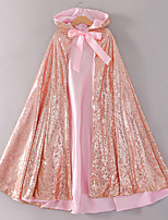 cheap -Sleeveless Cute / Sweet Polyester / Cotton Special Occasion / Birthday Shawl & Wrap / Kids' Wraps With Solid