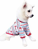 cheap -2020 christmas new year pet clothes new year dog cat pet clothes (multicolor a, xs)