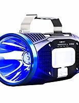 cheap -fishing light, searchlight lamp blue white dual light source rechargeable super bright night bait lamp glare long range waterproof xenon flashlight (color : c)