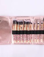 cheap -10 Pairs Of Drills Makeup Brushes Blush Blushing Makeup Tools And Makeup Brushes