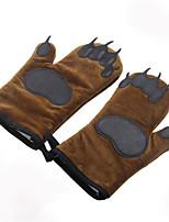 cheap -Tools Silicon Cute Gloves BBQ 2pcs