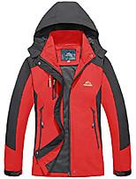 cheap -softshell jacket women winter red jacket outdoor sports waterproof jacket ladies cold snow hoodie ski skate rain coat snowboard skiing jacket