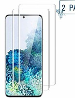 """cheap -screen protector compatible galaxy s20,full coverage friendly and scratchproof tempered glass,easy installtion compatible samsung galaxy s20 (6.2"""")[2 pack]"""