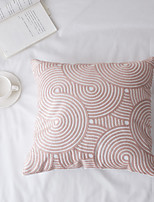 cheap -Cotton Yarn Embroidery Craftsmanship Pillow Case Cover Living Room Bedroom Sofa Cushion Cover Modern Sample Room Cushion Cover