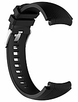 cheap -for samsung galaxy watch 46mm replacement band, 22mm straight-line replacement silicone wrist band strap for samsung galaxy watch(46mm)/ samsung gear s3 sm-r380 sm-r381 sm-r382(silicone black)