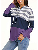cheap -hoodies for women pullover sweatshirts long sleeve sweaters lightweight tunic casual top fall spring sweater yoga tops for women white purple