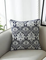 cheap -Cushion Cover Geometry Simple Fashion Cotton Complex Embroidery Pillow Case Cover Living Room Bedroom Sofa Cushion Cover Modern Sample Room Cushion Cover