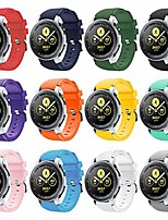 cheap -12pcs s3 frontier bands compatible with samsung galaxy watch3 45mm/gear s3 frontier/galaxy watch 46mm,22mm width silicone wristband for women men gift multi colors (12pcs)
