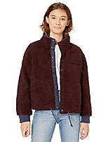 cheap -junior's the endeavour jacket, maroon, m