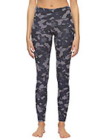 cheap -women leggings | slimming waistband (nine iron camo, small)