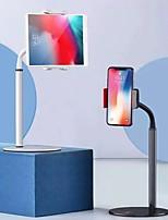 cheap -Desk Mount Stand Holder Adjustable Stand Adjustable / 360°Rotation Silicone / Aluminum Alloy Holder