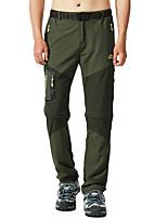 cheap -waterproof shorts men outdoor shorts quick drying hiking pants zip off pants for men summer shorts breathable trekking fishing pants hunting shorts camping pants khaki