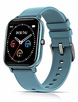 cheap -smart watch for men women, fitness tracker with heart rate monitor activity tracker with music control, fitness watch step counter watches for android phones iphone… (blue)