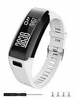cheap -eway for garmin vivosmart hr replacement bands,soft silicone replacement band for garmin vivosmart hr watch (white, small)