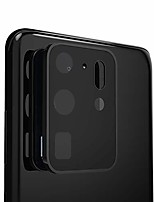 cheap -tempered glass camera lens protector for samsung galaxy s20 ultra, scratch and fingerprint resistant, protects camera lens from drops and scratches, ultra-thin clear (1 pack)
