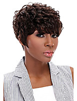 cheap -synthetic hair wig - harlem 125 air collection light weight chu (1b-offblack)